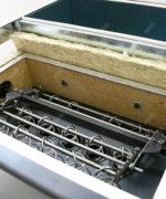 Система за почистване на топлообменника